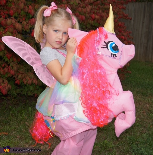 Pinkie Pie DIY Costume