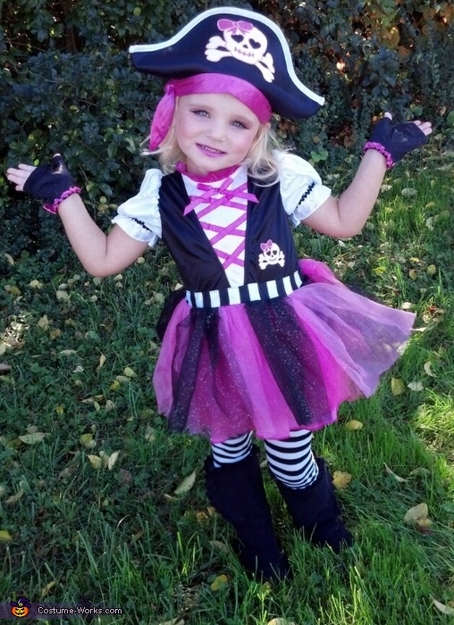 Girl pirate costume ideas homemade - photo#15  sc 1 st  Animalia Life & Girl Pirate Costume Ideas Homemade