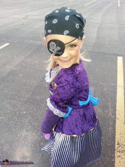 Pirate Baker Costume