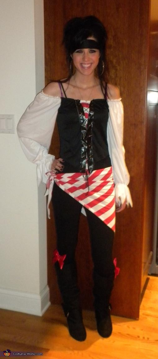 Pirate Beauty Costume