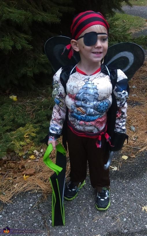 Pirate Fairy, Pirate Fairy Costume