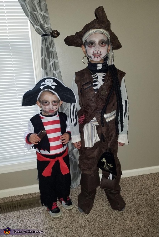 Pirate Partners Costume