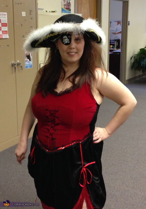 Piratress Costume