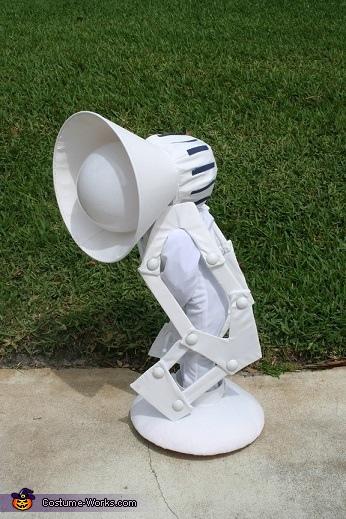 Pixar Lamp Luxo Costume