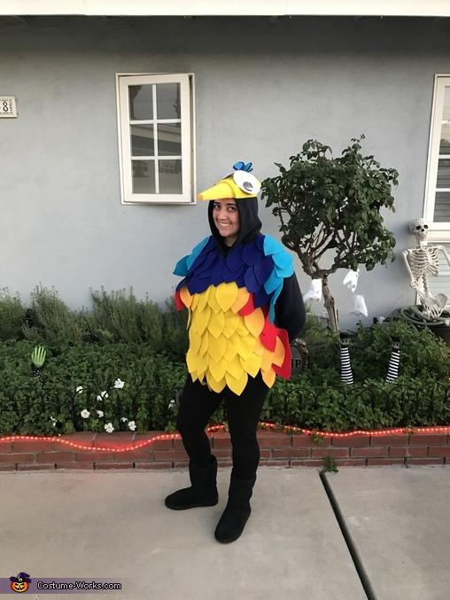 Kevin, Pixar UP (Russell, Kevin & Mr. Fredricksen) Costume