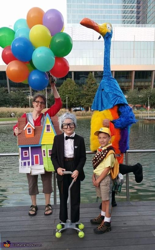 Pixar's Up! Costume