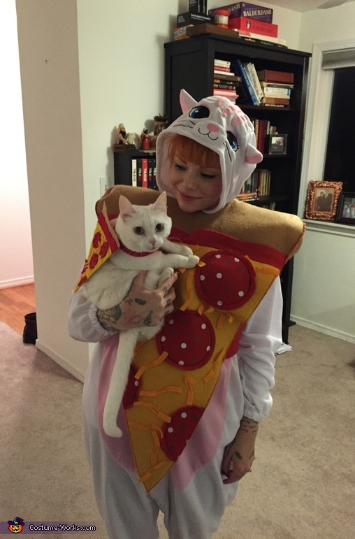 Pizza Cat Costume
