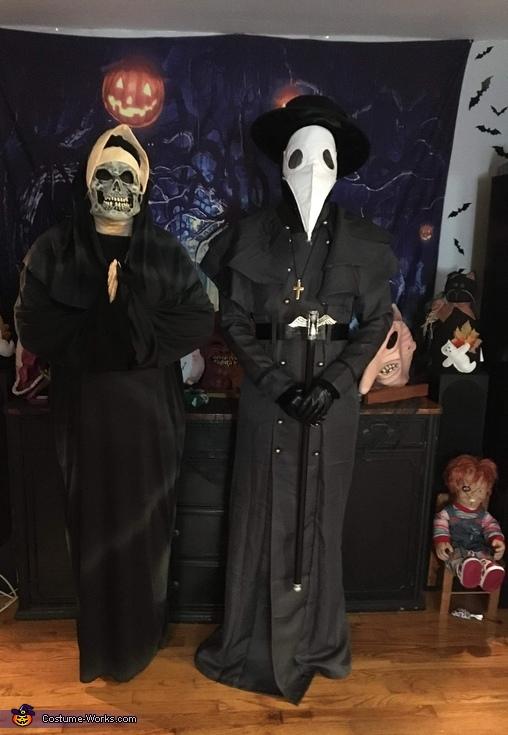 Plague 2020 Homemade Costume