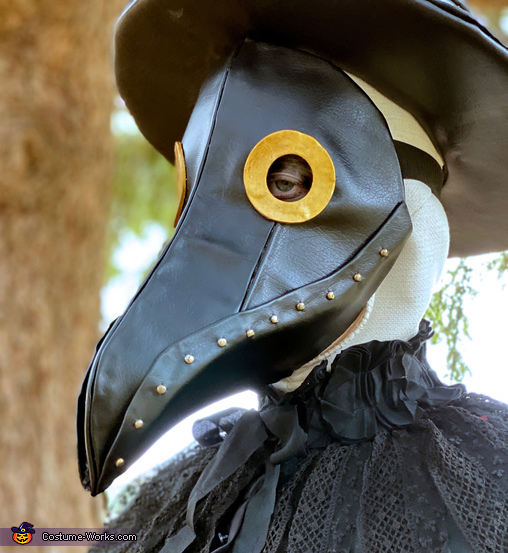 Plague Doctor Homemade Costume