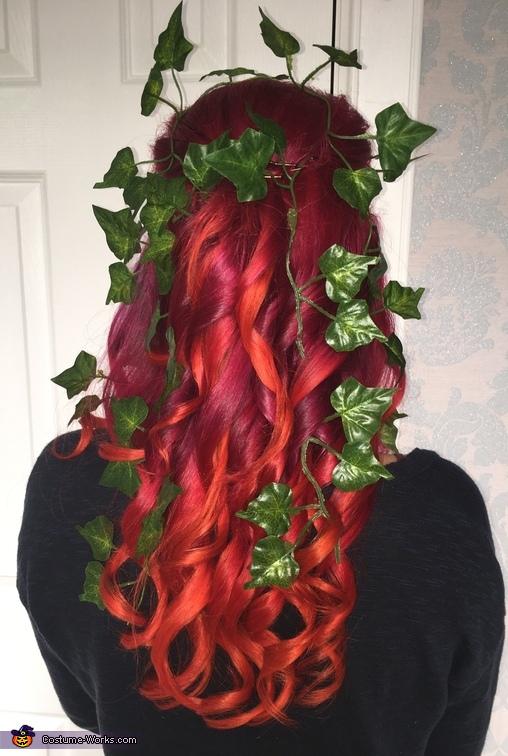 Hair, Poisin Ivy Costume