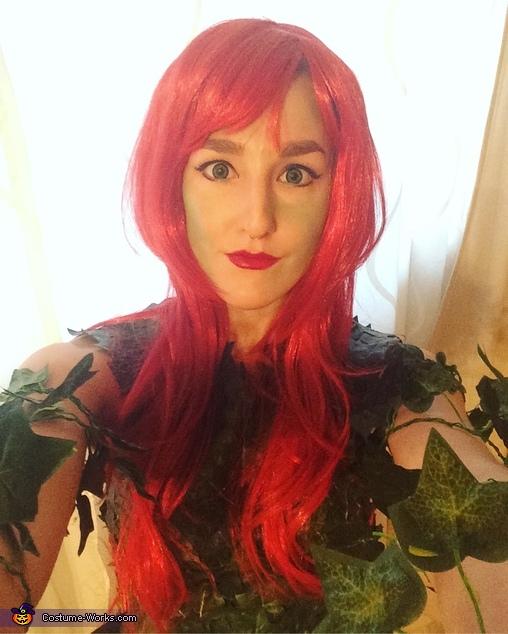 Those Eyes, Poison Ivy Costume