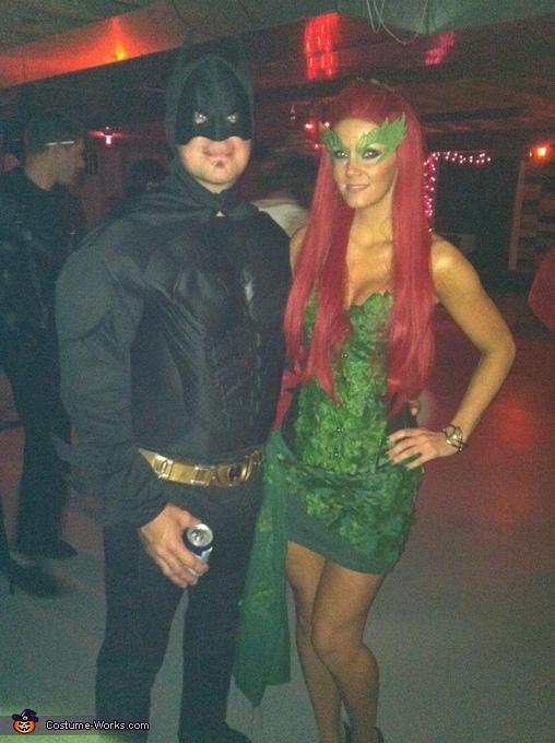 Poison Ivy Halloween Costume Idea - Photo 2/2