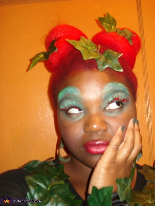 Headshot, Poison Ivy Costume