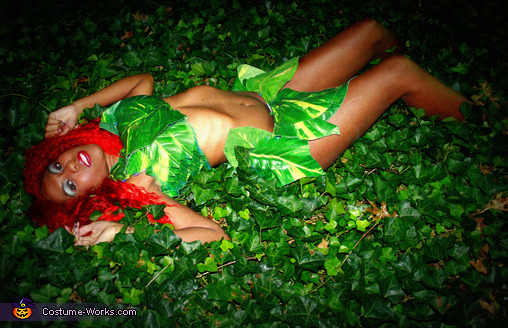 Poison Ivy Sexy Costume