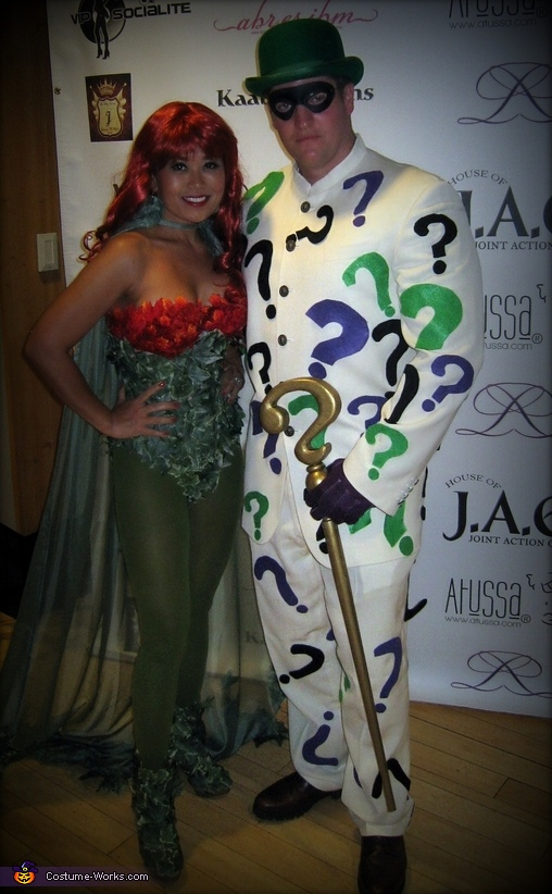 Poison Ivy and The Riddler, Best Poison Ivy Costume