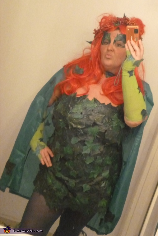 Poison Ivy Selfie :), Cool Poison Ivy Costume