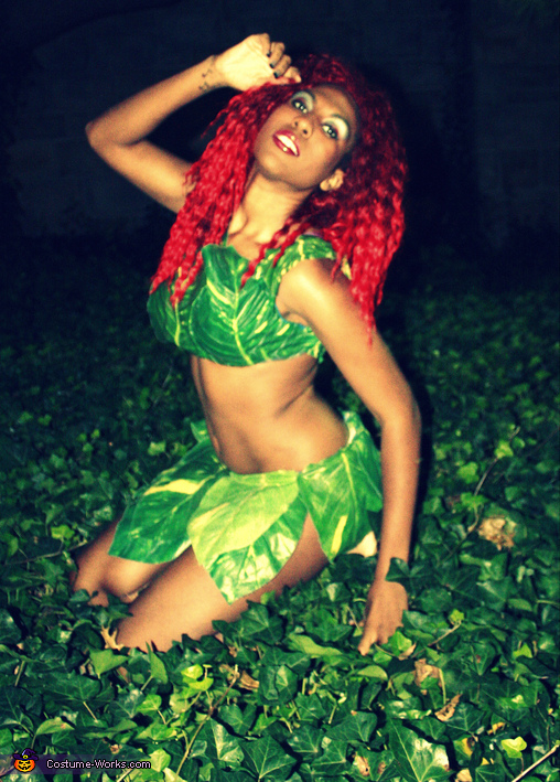Poison Ivy Batman Costume Diy
