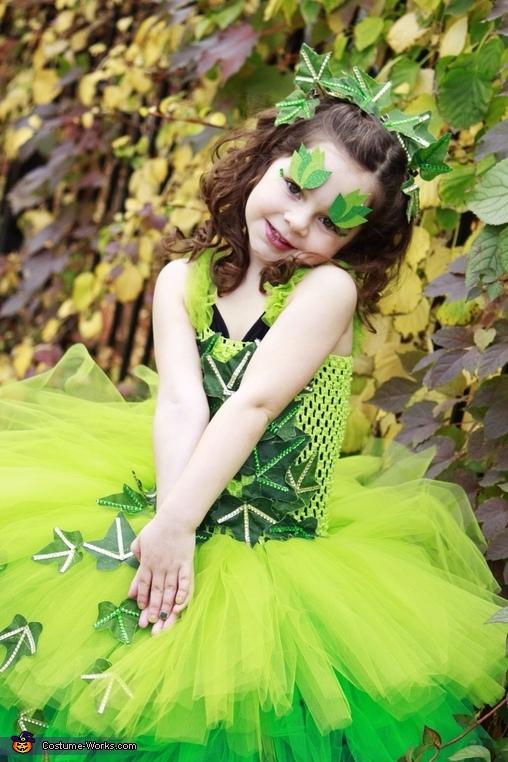 Poison Ivy, Poison Ivy Costume