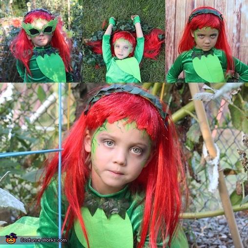 Poison ivy 2, Poison Ivy Costume