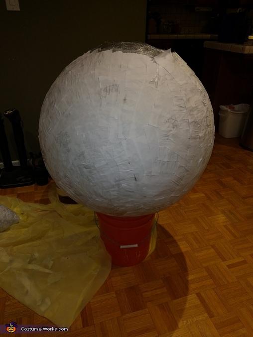 Pokeball Homemade Costume