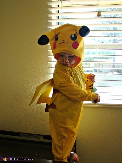 Pikachu! , Pokemon Family Costume