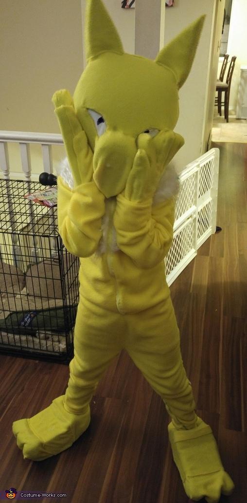 Pokemon Hypno Homemade Costume