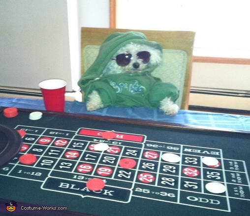 Poker Player Costume