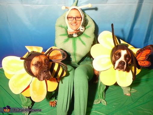 Pollination or Pawlination Costume