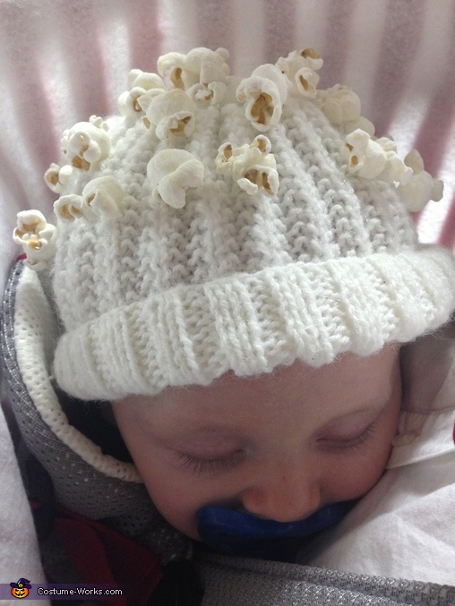 Cutest Kernel, Popcorn Baby Costume