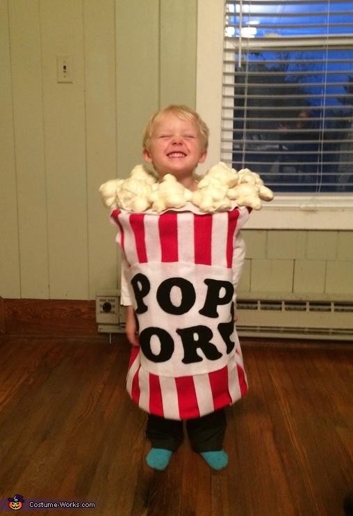 Final Fitting, Popcorn Bucket Costume