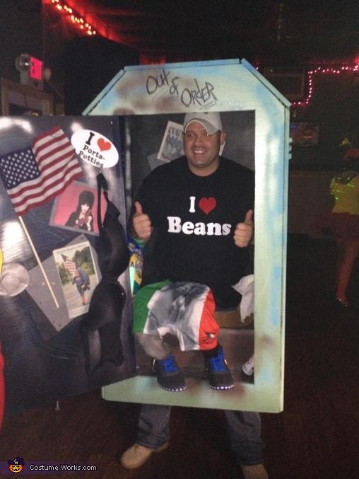 Porta Potty Costume