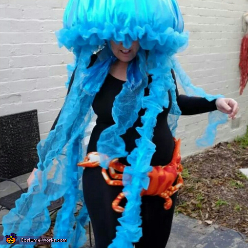 Portuguese Man-of-War Costume