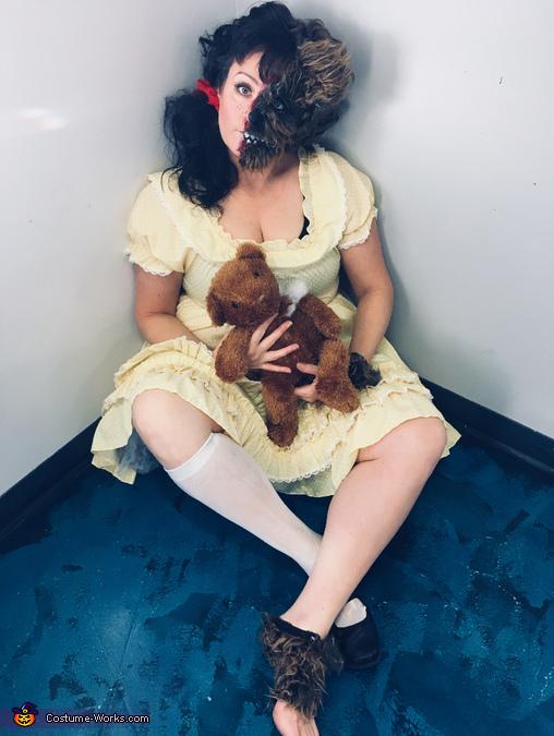 Possessed Little Girl Costume