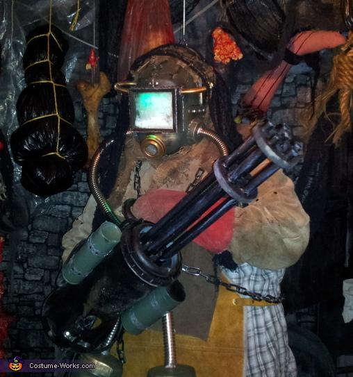 Post-Apocalyptic Survivalist Costume