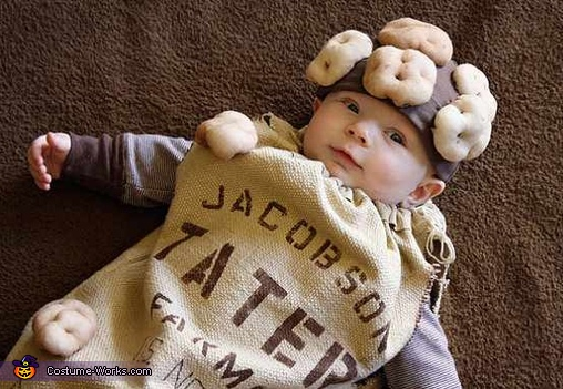 Potato Sack Costume