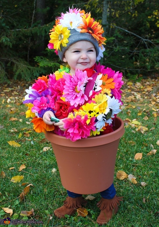 Potted Flower Costume