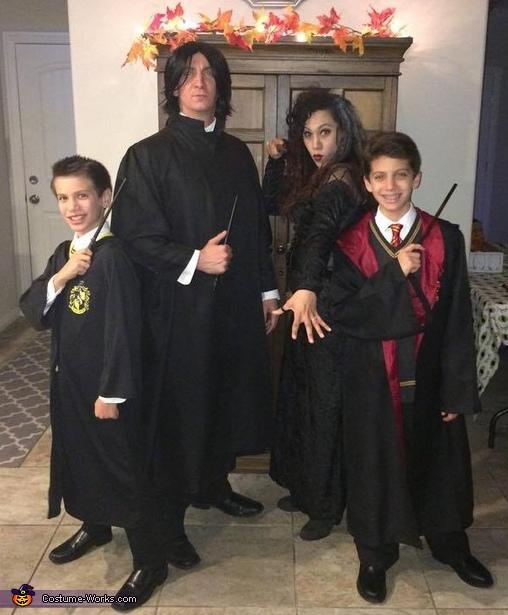 Potter Family Costume