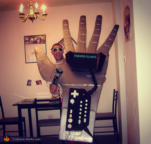Power Glove Costume