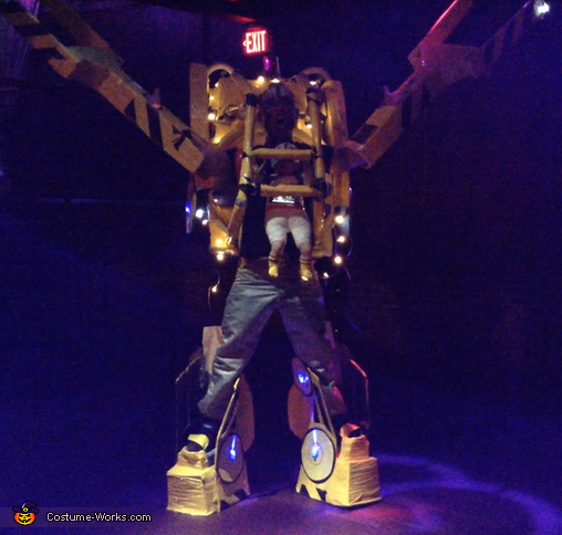Power Loader Costume