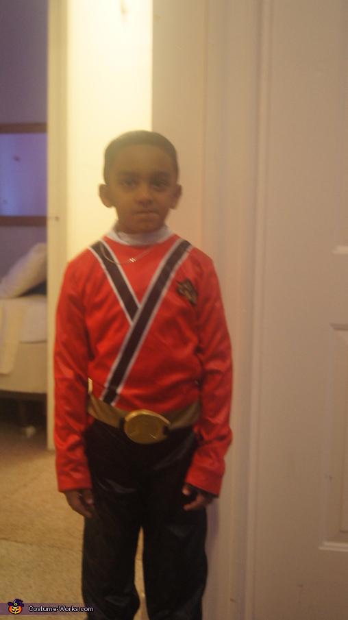 Power Rangers Costume for Boys