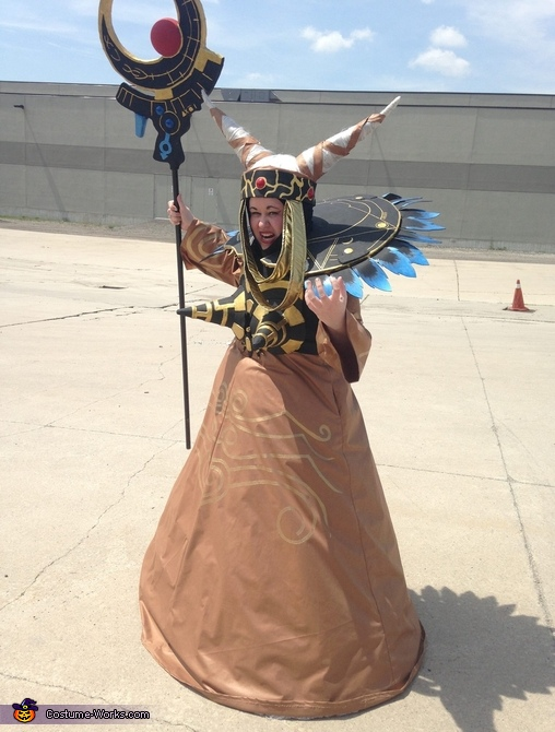 Rita Repulsa Costume