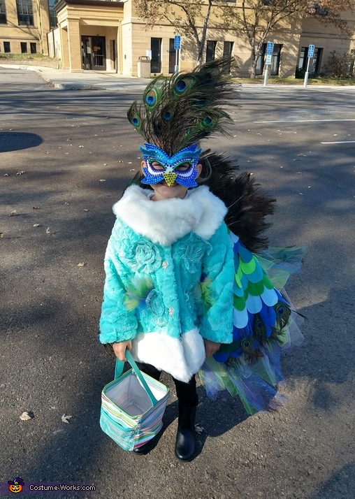 Precious Peacock Costume