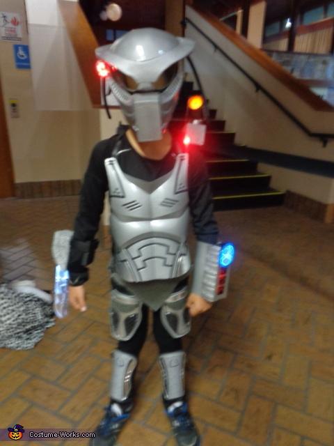 Predator Homemade Costume