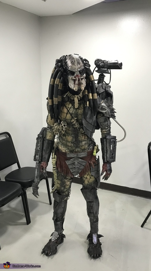 Predator Costume