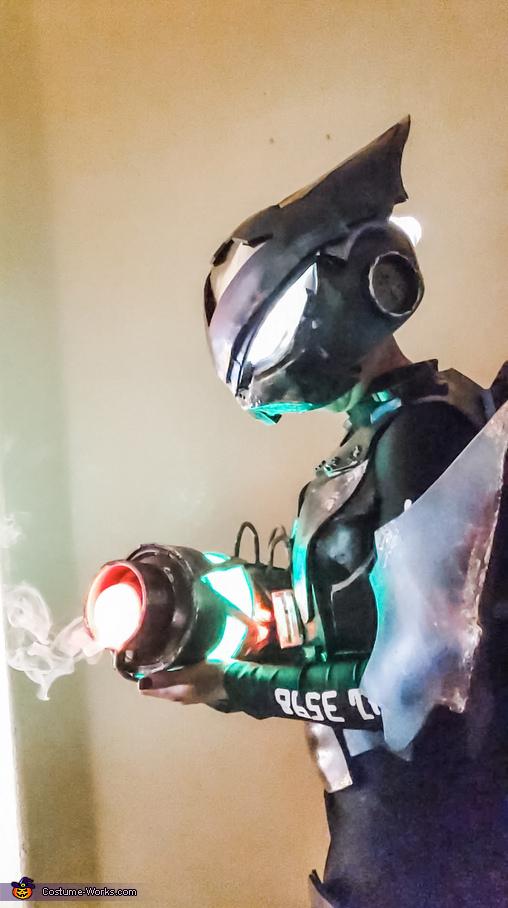 Predator Hunter Costume