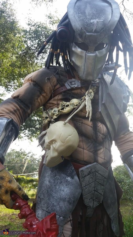 Predator Jungle Hunter Costume