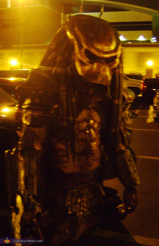 Predator Movie Costume