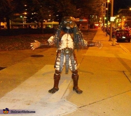 Predator - Homemade costumes for adults