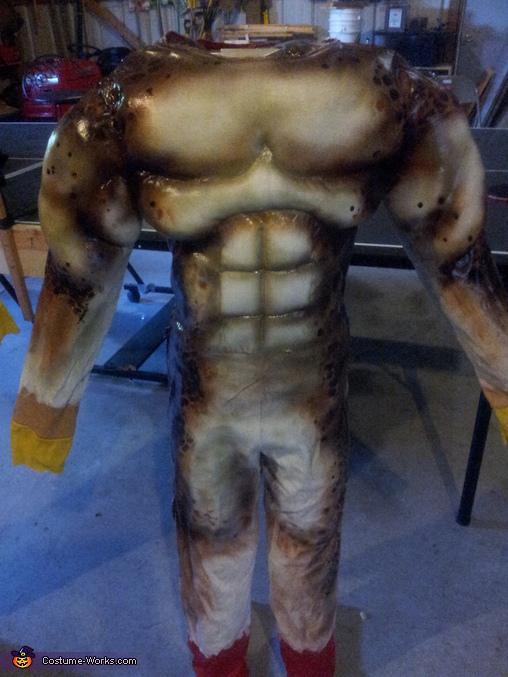 Classic Predator skin, Predators Costume