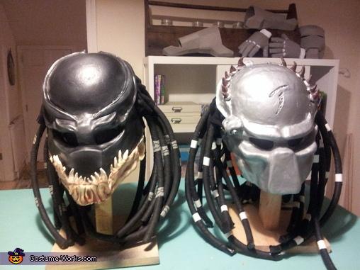Biohelmets, Predators Costume